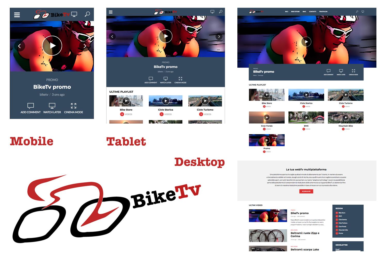 Offerta Visualizzazione Bike Tv