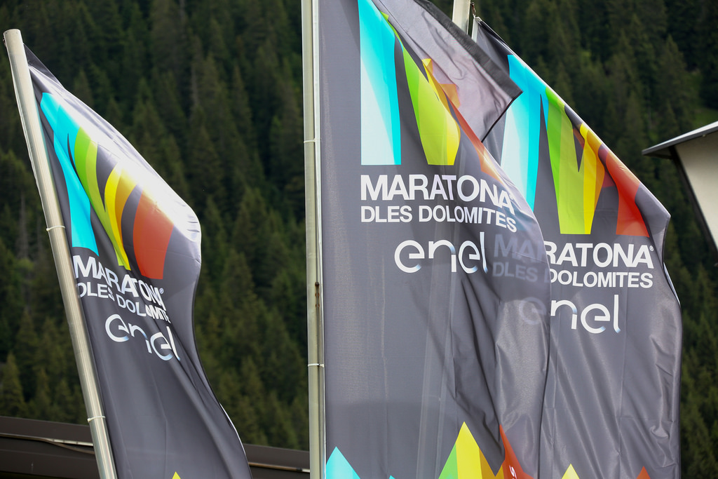 maratona dolomiti 2018