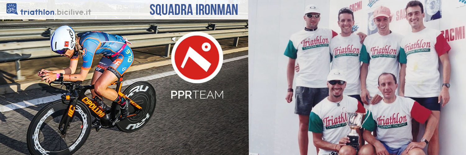PPR Tea m quadra Ironman