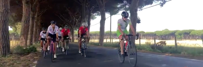 cycleness Lazio