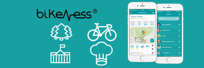 Bikeness App
