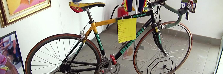 BikeTg Asta Pantani